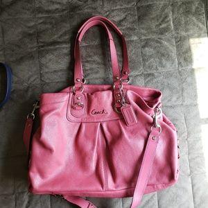 Coach Outlet Pink Handbag